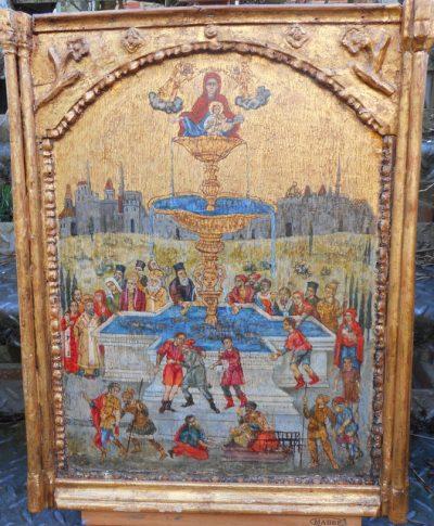 0237 Virgin of the Everlasting Spring