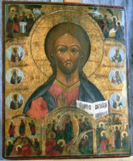 0124 Christ with Scenes
