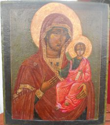 0266jra The Virgin of Smolensk