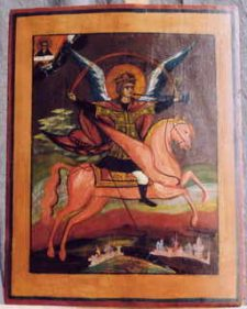 0429 Archangel Michael
