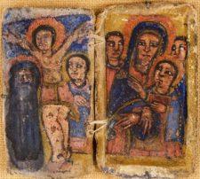 0801 Ethiopian Diptych