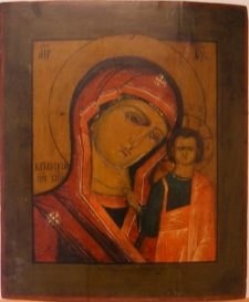0223 Virgin of Kazan