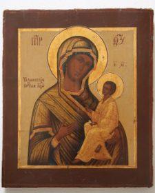 0242s Virgin of Tikvine