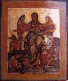 St John: The Angel of the Desert