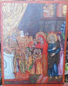 0502 Presentation of The Virgin