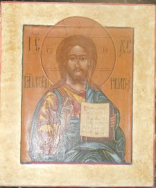 0140 Christ Pantocrator