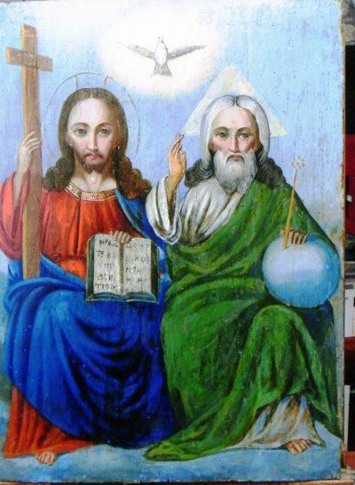 0133 New Testament Trinity