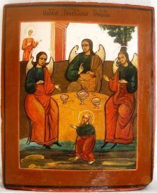 0626 Old Testament Trinity