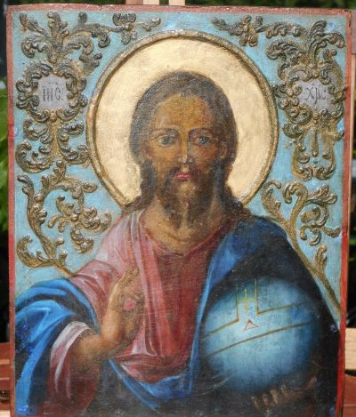 0135 Christ Saviour of the World